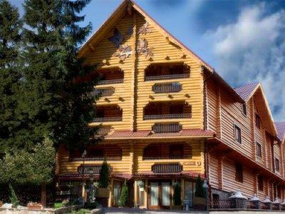 Отель Арника 3* Синевир Украина - Карпаты
