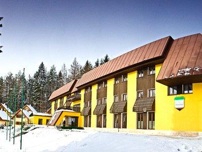 Отель Frantisek 3* Бардеев Словакия