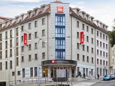 Отель ibis Bratislava Centrum Hotel 3* Братислава Словакия