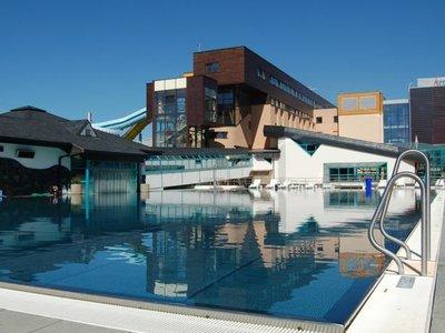 Отель Seasons AquaCity 3* Попрад Словакия