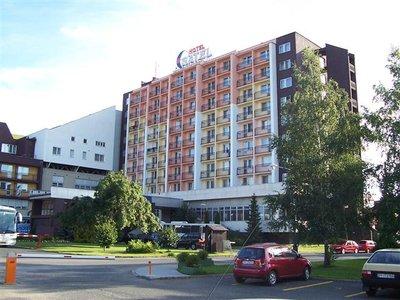 Отель Satel Hotel 3* Попрад Словакия