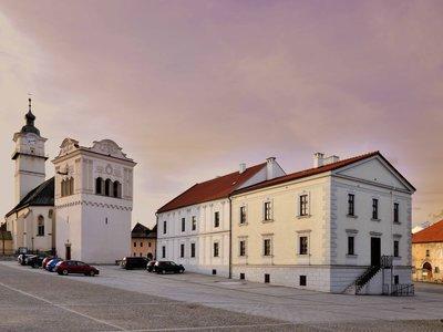 Отель Penzion Sv. Juraj 2* Попрад Словакия