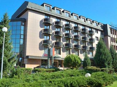 Отель Poprad Hotel 3* Попрад Словакия