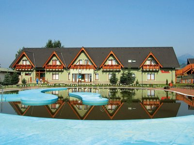 Отель Termal Hotel 4* Бешенева Словакия