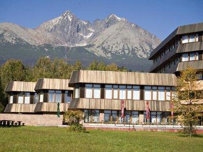 Отель Sorea Titris 3* Татранска Ломница Словакия