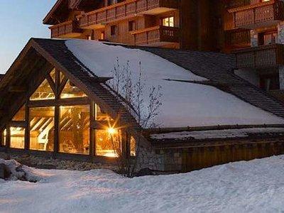 Отель Premium Residence Les Fermes De Meribel 4* Мерибель Франция