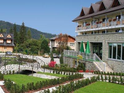 Отель Wersal Hotel 3* Закопане Польша