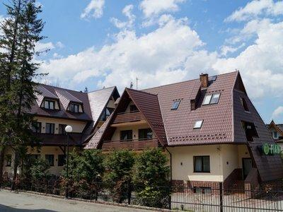 Отель Fian Hotel 3* Закопане Польша