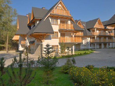 Отель Bellamonte Aparthotel 3* Закопане Польша