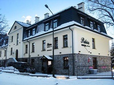 Отель Patria Hotel 3* Закопане Польша