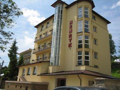 Отель Henryk 3* Крыница Польша