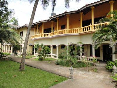 Отель Platinum Marawila 2* Маравила Шри-Ланка