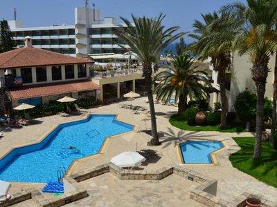 Отель Panareti Paphos Resort 3* Пафос Кипр