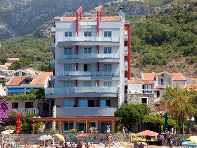 Отель Lux Tri Ribara 3* Рафаиловичи Черногория