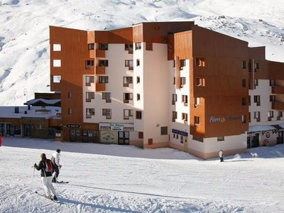 Отель Residence Aconit 4* Ле Менюир Франция