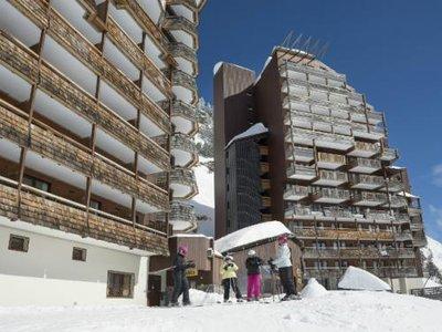Отель Residence Antares 3* Авориаз Франция