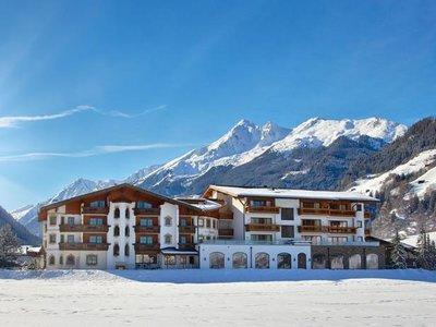 Отель Alpeiner Nature Resort Tirol 4* Нойштифт Австрия