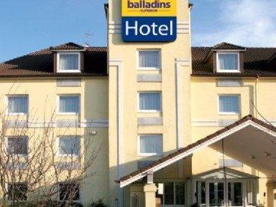 Отель Balladins Superior Hotel Koeln Airport 3* Кельн Германия