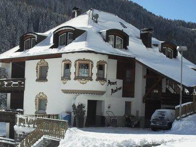 Отель Andrea Apart 2* Ишгль Австрия