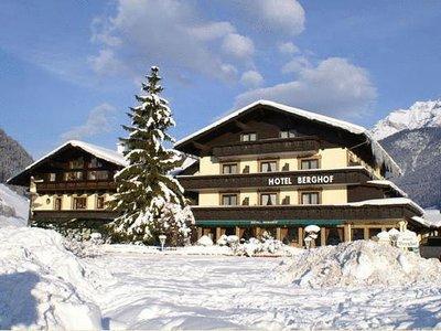 Отель Berghof Hotel 4* Нойштифт Австрия