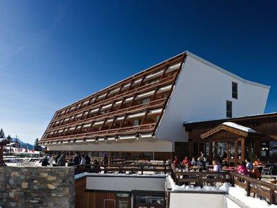 Отель Cachette Hotel 3* Лез Арк Франция