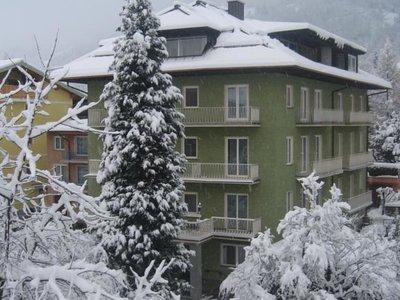 Отель Friedrichsburg Haus Garni 3* Бад Хофгаштайн Австрия