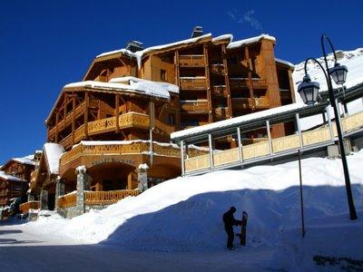 Отель Chalet Val 2400 4* Валь Торанс Франция