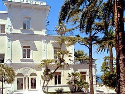 Отель Excelsior Parco Hotel 3* о. Капри Италия