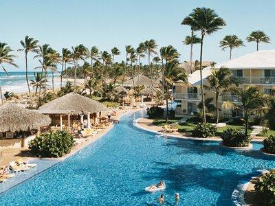 Отель Excellence Punta Cana 5* Уверо-Альто Доминикана