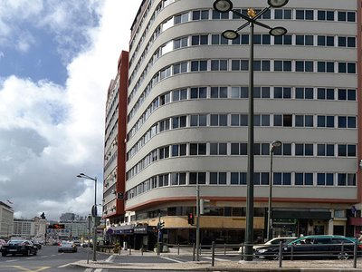 Отель Eduardo VII 3* Лиссабон Португалия
