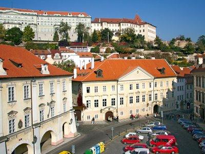 Отель Three Storks 5* Прага Чехия