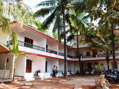 Отель Shankar Hotel 2* Северный Гоа Индия