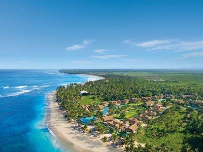 Отель Zoetry Agua Punta Cana 5* Уверо-Альто Доминикана