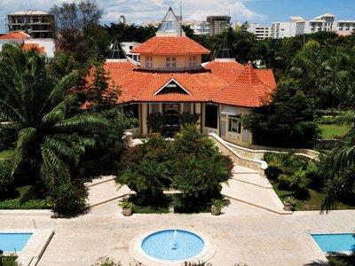 Отель Barcelo Capella Beach 4* Хуан Долио Доминикана