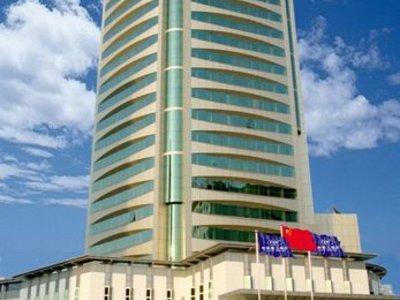Отель Plaza Hotel Beijing 4* Пекин Китай