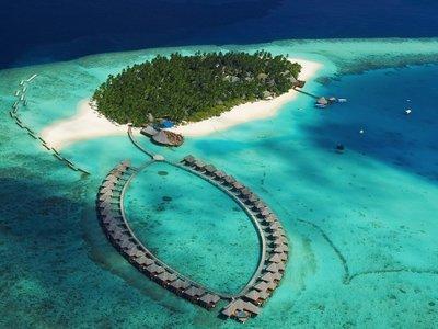 Отель Sun Siyam Vilu Reef 5* Даалу Атолл Мальдивы