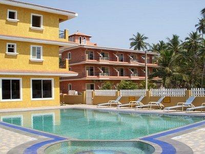 Отель Jasminn Hotel 3* Южный Гоа Индия