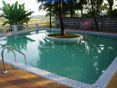 Отель Fantasy Beach Resort 2* Северный Гоа Индия