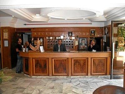 Отель King Koresh 3* Нетания Израиль
