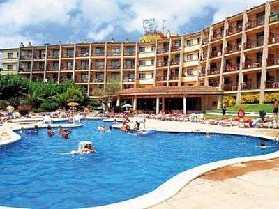 Отель GHT Tossa Park Apart-hotel 3* Коста Брава Испания