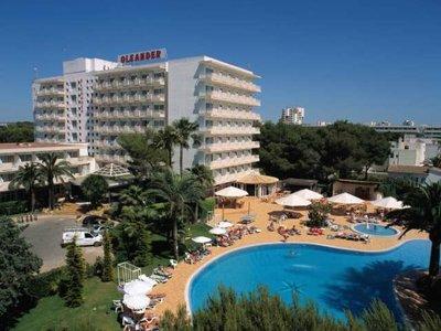 Отель Oleander Hotel 3* о. Майорка Испания