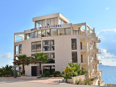 Отель International Hotel Saranda 3* Саранда Албания