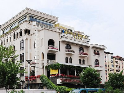 Отель Mondial Hotel 4* Тирана Албания