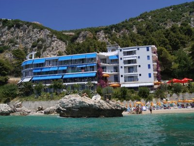 Отель Nimfa Hotel 3* Влера Албания