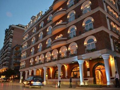 Отель Xheko Imperial Hotel 4* Тирана Албания