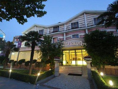 Отель Diplomat Fashion Hotel 4* Тирана Албания