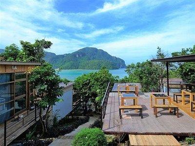 Отель Phi Phi Sea Sky Resort 3* о. Пи-Пи Таиланд
