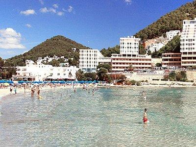 Отель Sirenis Cala Llonga Resort 3* о. Ибица Испания