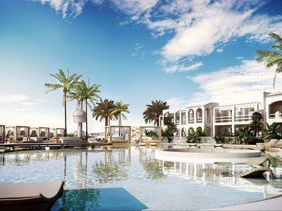 Отель Destino Pacha Ibiza Resort 4* о. Ибица Испания