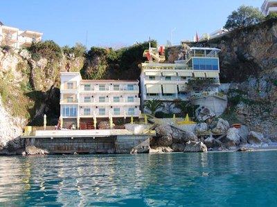 Отель Liro Hotel 3* Влера Албания
